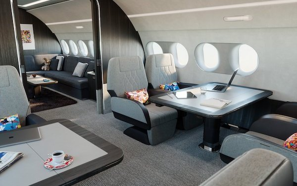 Airbus Corporate Jets wins first six ACJ TwoTwenty orders