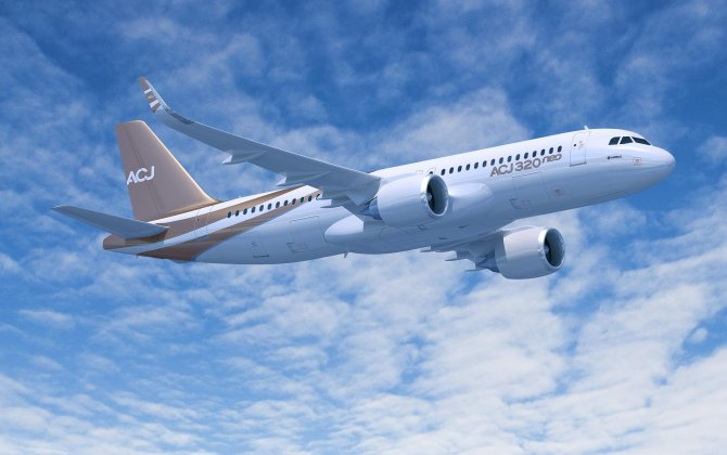Airbus Corporate Jets wins new ACJ320neo order