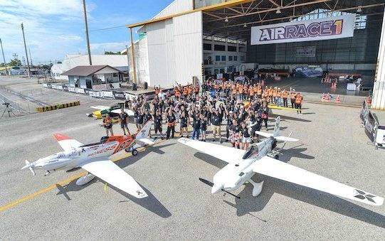 Airbus creates the first electric airplane race with Air Race E
