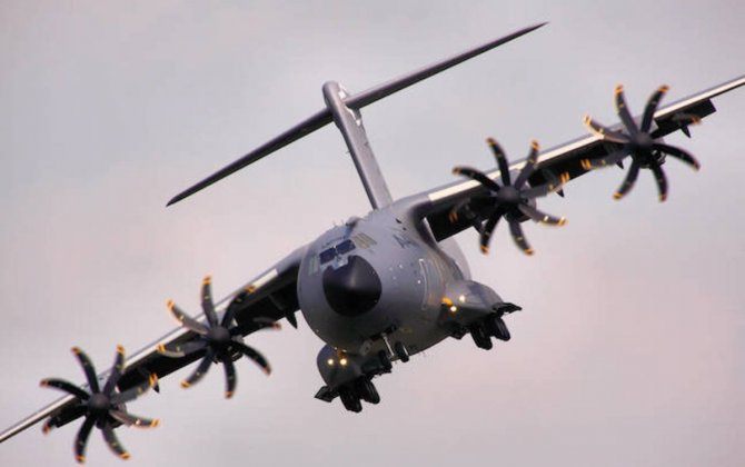 Airbus defends A400M as main buyers hedge bets with U.S. rival