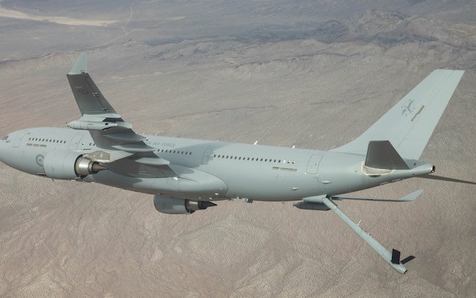 Airbus developing automatic refuelling and datalink relay tech for the A330 MRTT