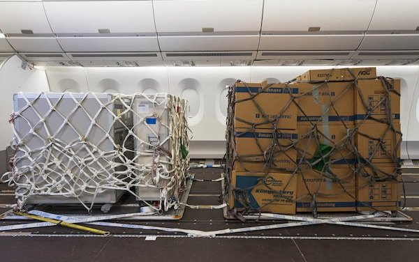 Airbus develops solution to use widebody aircraft for pure cargo operations during corona crisis