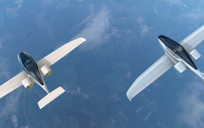 Airbus Drops Electric Light Aircraft For Larger E-Fan X