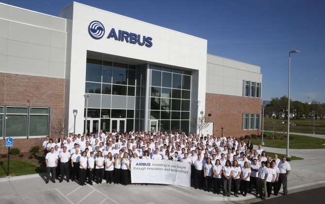 Airbus Engineering boosts innovation,relaunches Airbus Foundation Flying Challenge in Wichita