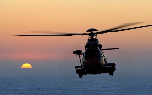 Airbus H225 helicopter selected by Air Greenland for search and rescue