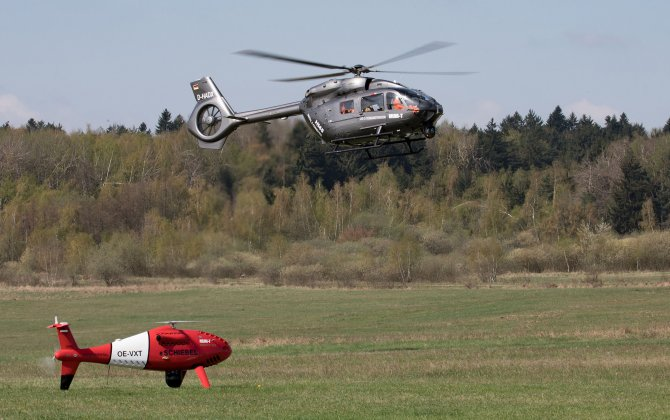 Airbus Helicopters and Schiebel successfully demonstrate the highest levels of Manned-Unmanned Teaming capabilities