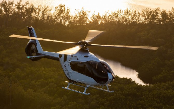 Airbus Helicopters breaks ground on first helicopter assembly line in China