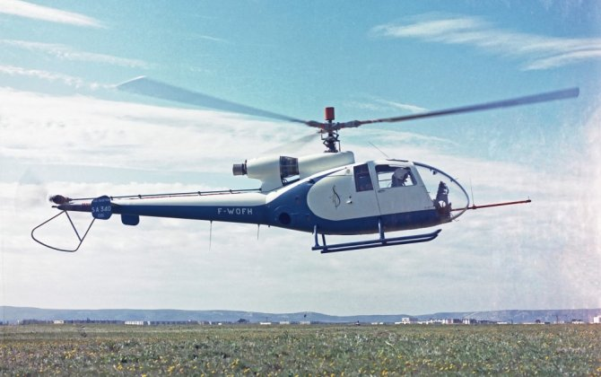 Airbus Helicopters celebrates the 50th anniversary of the Gazelle's maiden flight