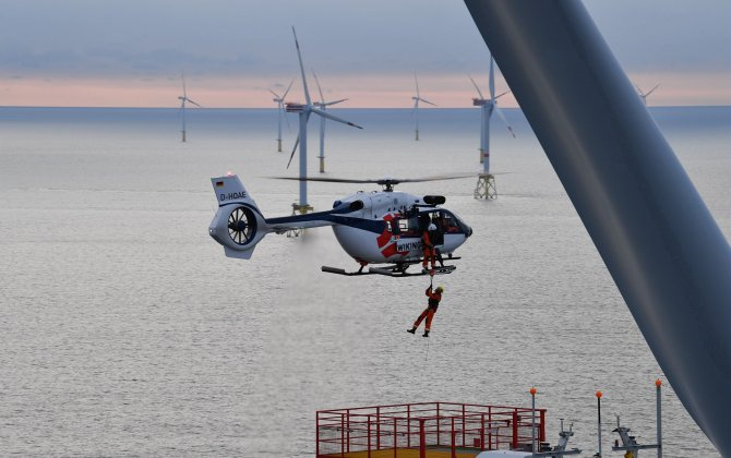 Airbus Helicopters focuses on the wind turbine growth market