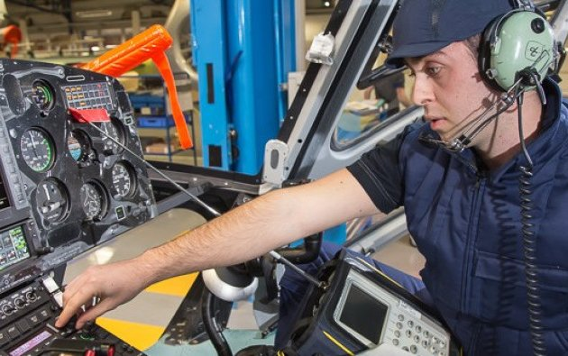 Airbus Helicopters offers 240 new apprenticeship positions in France