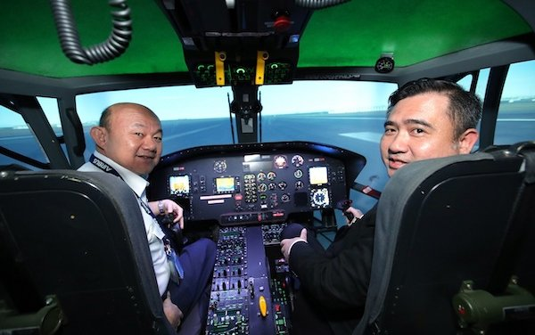 Airbus Helicopters opens completion and delivery centre in Malaysia