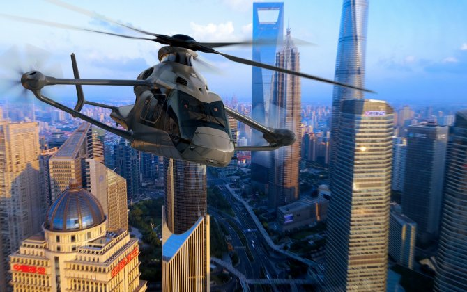 Airbus Helicopters reveals Racer high-speed demonstrator configuration