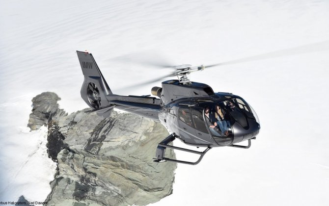 Airbus Helicopters sells first H125 to Latvia and delivers first H130 to Estonia.