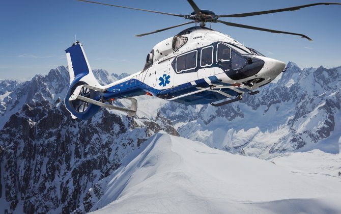 Airbus Helicopters showcases EMS capabilities at Helitech2018