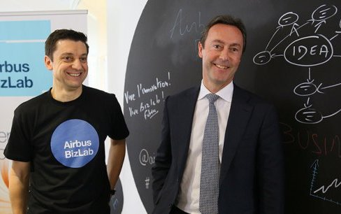 Airbus helps startups enter the aerospace sector