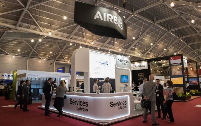 Airbus highlights growing services business at MRO Asia-Pacific in Singapore