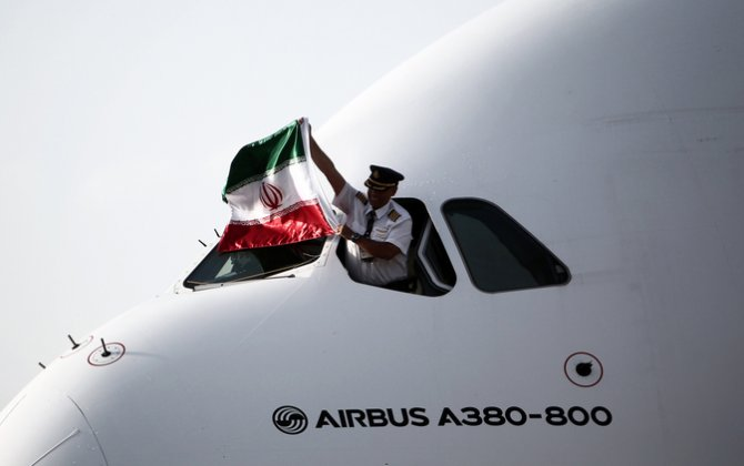 Airbus' historic sale to Iran could be in trouble