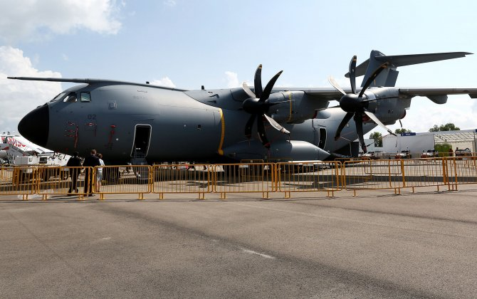 Airbus Identifies 'Cracking Behavior' in A400M Military Aircraft