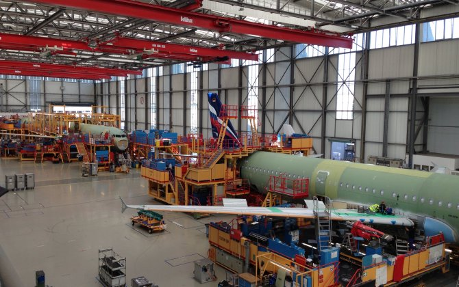 Airbus in Talks With Iran Over Deal to Produce Plane Components