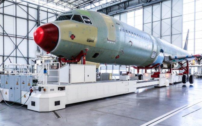 Airbus inaugurates Hamburg's fourth A320 Family production line