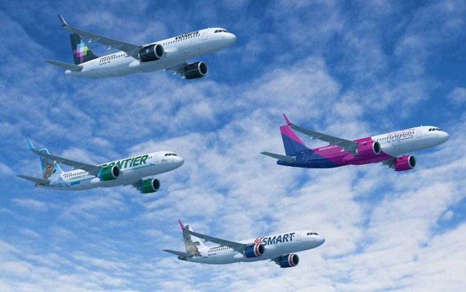 Airbus, Indigo Partners finalize orders for 430 A320neo Family aircraft