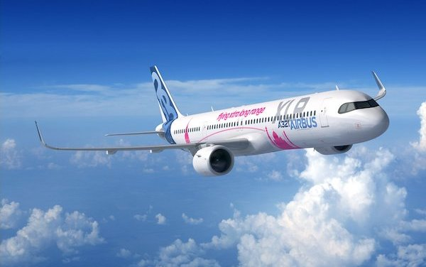 Airbus is adding A321 production capabilities in Toulouse