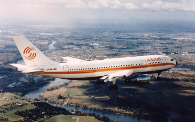 Airbus jetliners: A standard-setting history
