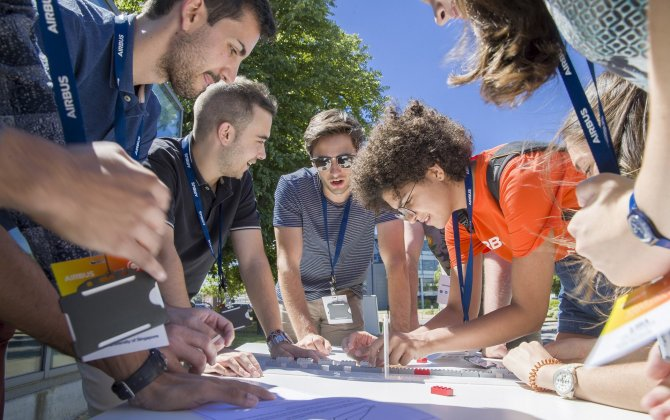 Airbus launches Airnovation Summer Academy with focus on tackling global challenges