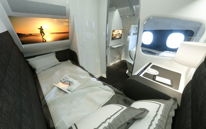 Airbus launches new subsidiary: Airbus Interiors Services
