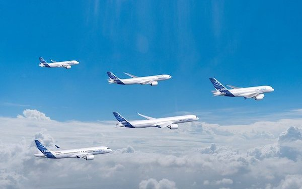 Airbus: Orders and Deliveries May 2020