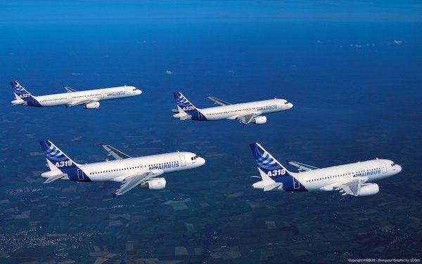 Airbus Orders & Deliveries July 2020