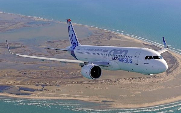 Airbus Orders & Deliveries - May 2019