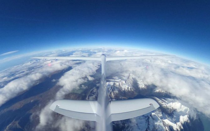 Airbus Perlan Mission II reaches new high altitude
