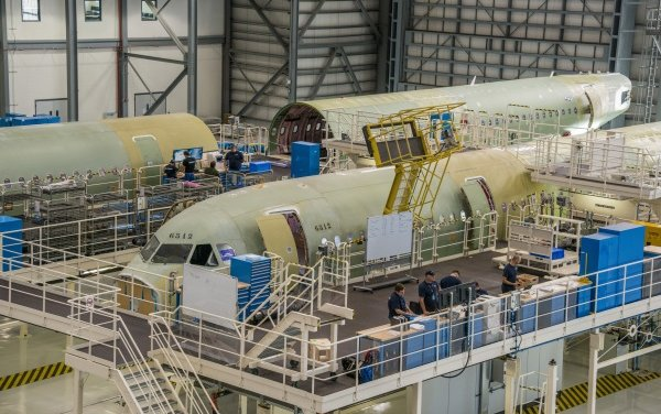 Airbus seeks to 3D print half of its future airplane fleet