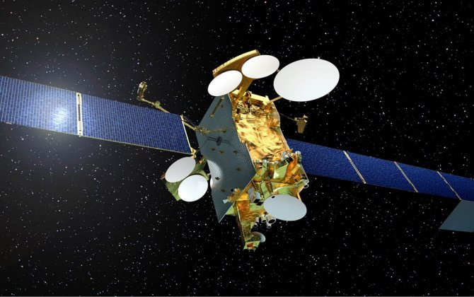 Airbus ships high-power electric SES-14 satellite to Kourou