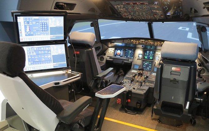 Airbus, Singapore Airlines open pilot training joint-venture
