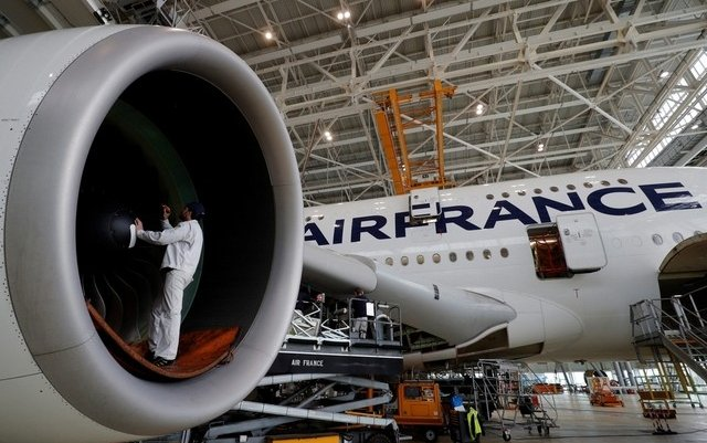 Airbus takes €1.4bn hit and faces 'sprint finish' to meet full-year goals