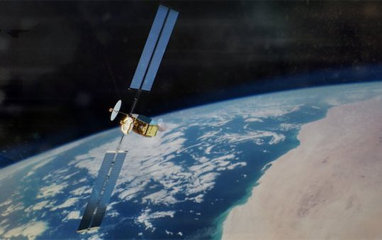 Airbus three satellite deal from Inmarsat for revolutionary spacecraft