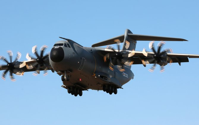 Airbus under new pressure over A400M as deliveries slip