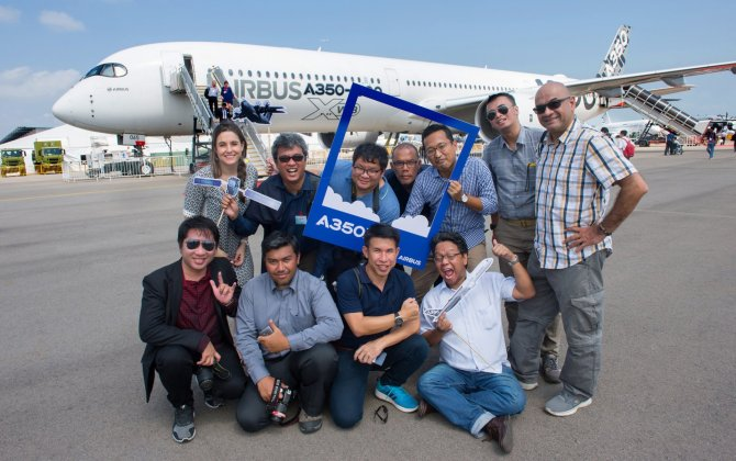 Airbus wraps up its successful 2018 Singapore Airshow participation
