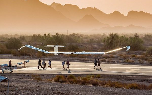 Airbus Zephyr S reaches new heights in successful 2021 summer test flights 