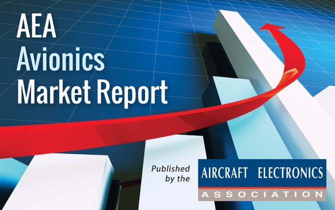 Aircraft Electronics Association: worldwide business and general aviation avionics sales up 13 percent in first quarter