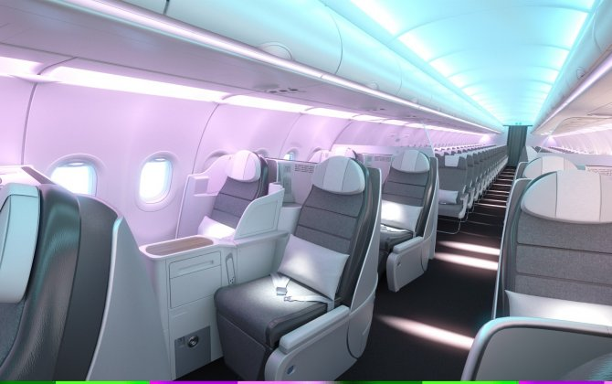 Aircraft Interiors Expo 2018: Showcasing A330neo & A320 Airspace cabins, A380 and A350 cabin enablers and cross-programme innovations
