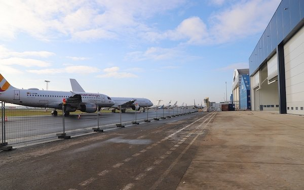 Aircraft painting company MAAS Aviation will soon start operating at Kaunas Airport