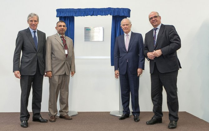 Sir Tim Clark Officially Opens AIM Altitude's New Facility