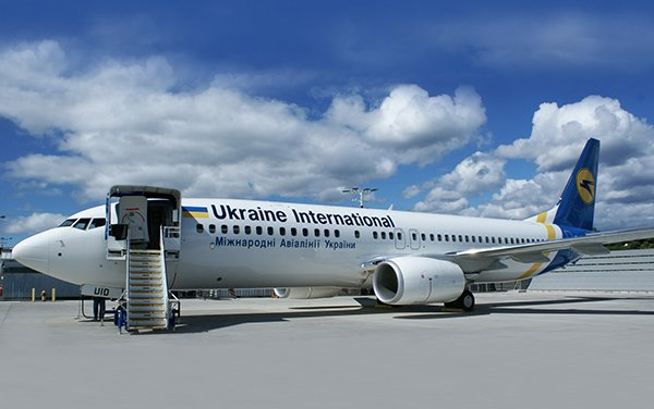 Aircraft to Support Ukrainian Flag Carrier's Medium-Haul Network