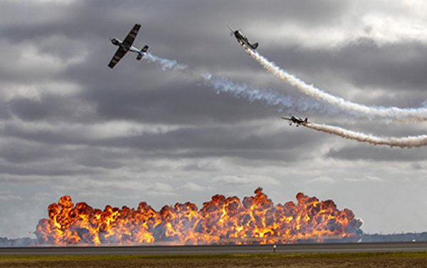 AIRSHOW 2021 will be proceeding as planned