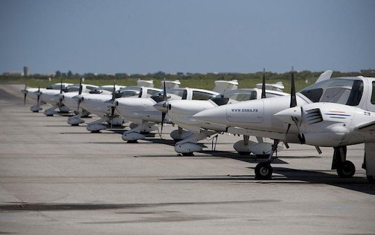 Airways Aviation Academy boasts the largest Diamond Aircraft Fleet in Europe