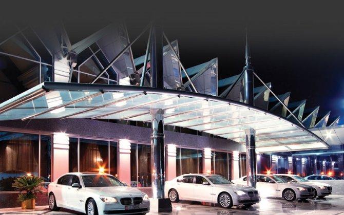 Al Bateen Executive Airport for Chaine des Rotisseurs