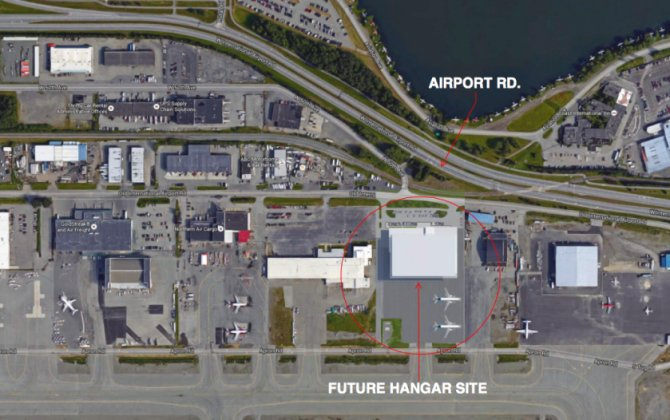 Alaska Airlines moves forward with new $40 million maintenance facility in Anchorage, Alaska